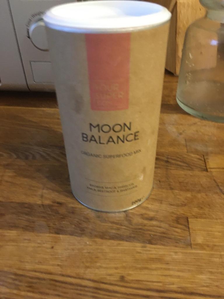 Moon balance superfood