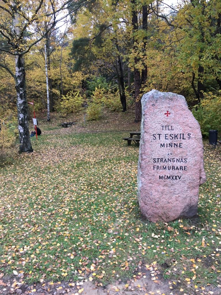 St Eskils källa  Strängnäs